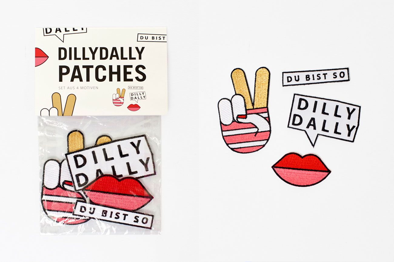 DillyDally Patches